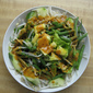 Gado Gado, Vegetables in Peanut-Sauce 花生酱拌杂菜