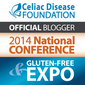 Multi-Purpose Gluten-Free Flour Blend {Plus News about the CDF Expo}
