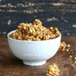 Sour Cream & Onion Hemp Millet Crunch Snack/Granola and Hemp Giveaway. Gluten-free Vegan Recipe