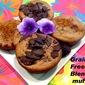 Grain Free Peanut Butter Blender Muffins