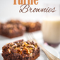 Pecan Turtle Brownies