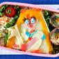 How to Make Sailor Moon Bento Lunch Box - Video Recipe
