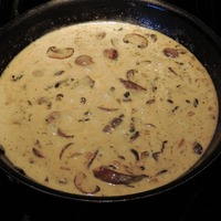 Chicken Saltimbocca With Mushroom Marsala Sauce