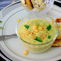 Curry Leaves Hummus