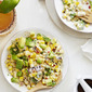 Mexican Roasted Corn Salad with Avocado (Esquites)