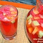 Celebrating International Picnic Day with a #PicnicGame...Featuring Wild Watermelon Sangria