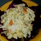 Cabbage Apple Slaw - Netta Belle's Choice