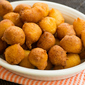 Hushpuppies with Spicy Dipping Sauce