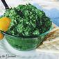 Fresh Spinach and Gorgonzola Dip