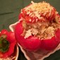 Healthier Stuffed Pepper and Benefits