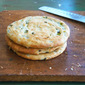 Baked Green Onion/Scallion Pancakes
