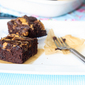 Peanut Butter Avocado Brownies