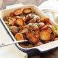 Garlic, Herbs, and Lemon Potatoes