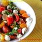 Tangy Caprese Salad