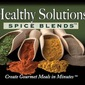 Herb Cheddar Biscuits - Healthy Solutions Spice Blends (+ Giveaway!)
