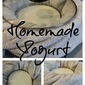 DIY: Homemade Yogurt