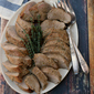 Pork Tenderloins with Dijon Mustard Sauce {Passion for Coffee blog tour}
