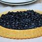 Obstkuchen mit Blaubeeren or Fruit Cake with Blueberries