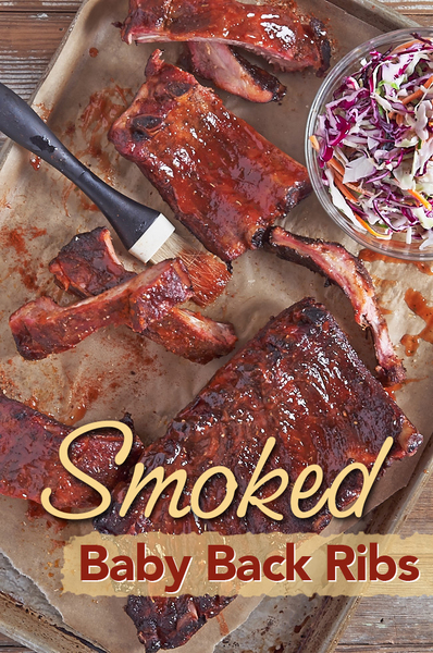 Smoked Baby Back Ribs Recipe by Bill - CookEatShare