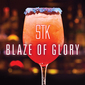 """Blaze Of Glory"" 4th of July Cocktail from STK Steakhouse"