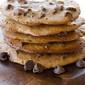 Clean Eating Spelt Chocolate Chip Cookies