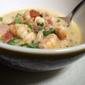 Shrimp in Tomato Coconut Soup