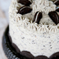 Chocolate Fudge Cookies & Cream Cake