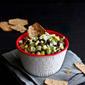 Jicama, Black Bean & Corn Salsa Recipe