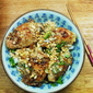 Sticky Spicy Chicken