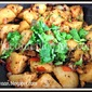 Recipe : Masala Idli (Vegan)