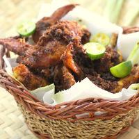 Ayam Goreng Berempah (Spicy Fried Chicken)
