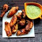 Honey and Horseradish, A Perfect Pair for Grilled Chicken Wings