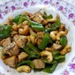 Chicken Breast And Cashew Nuts With HoiSin Sauce
