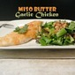 Miso Butter Garlic Chicken {Low Carb}