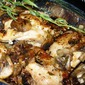 Tarragon Chicken with Mushrooms