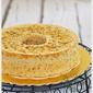 Osmanthus Chia Seed Chiffon Cake 桂花奇异籽戚风蛋糕