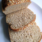 Oatmeal Yeast Bread