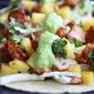 Tacos Al Pastor with Guacamole Taquero