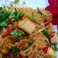 Fried Tom Yum Bee Hoon/rice vermicelli