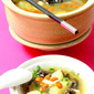 Winter Melon & Wolfberries Soup (Vegetarian)