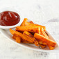 Simple Sweet Potato Oven Fries
