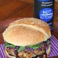Erika's ultimate chicken burger, no grill required