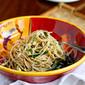 Zucchini, Capers & Garlic Whole Wheat Pasta Recipe