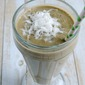 Almond Joy Green Smoothie