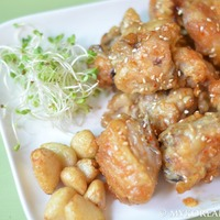 Korean Fried Chicken (aka KFC)