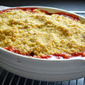 Strawberry and Rhubarb Crumble - Recipe