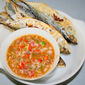 Fried Kembung (Mackerel) With Assam Sauce