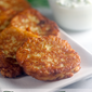 Zucchini Fritters with Tzatziki + Cookbook Giveaway