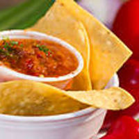New Favorite Tomato Salsa