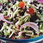 Shredded Zucchini and Black Bean Salad